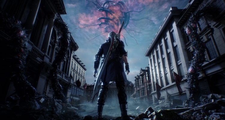 Devil May Cry 5 можно пройти за 11 минут