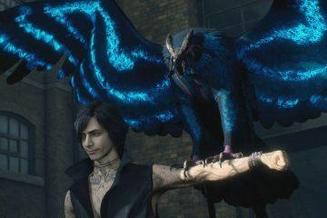 Прохождение Devil May Cry 5 - Nero (Миссия 01): мост, укротитель демонов, босс Korzenie Klifota