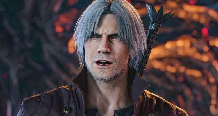 Devil May Cry 5 - в западной версии игры есть цензура