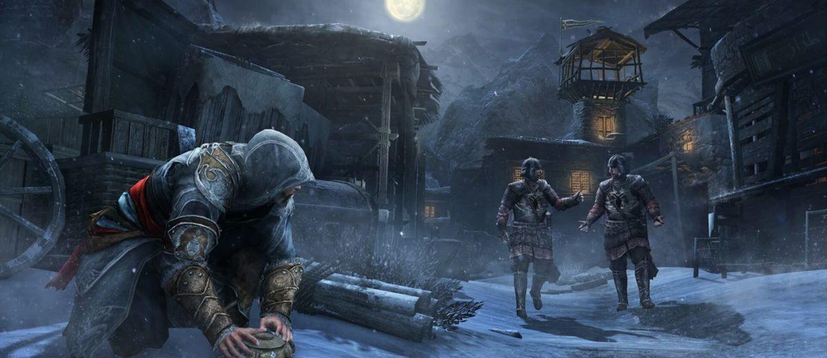 Должен ли Assassin's Creed отказаться от исторических реалий?