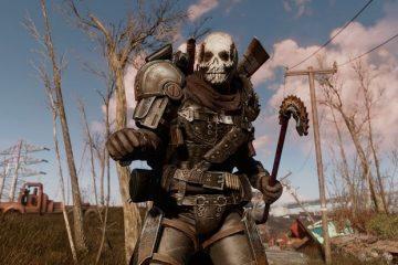 Fallout 76 - бета-версия режима выживания