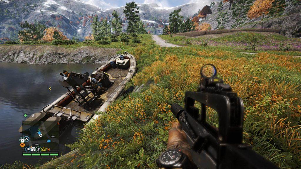 Far Cry— история написана безумцами