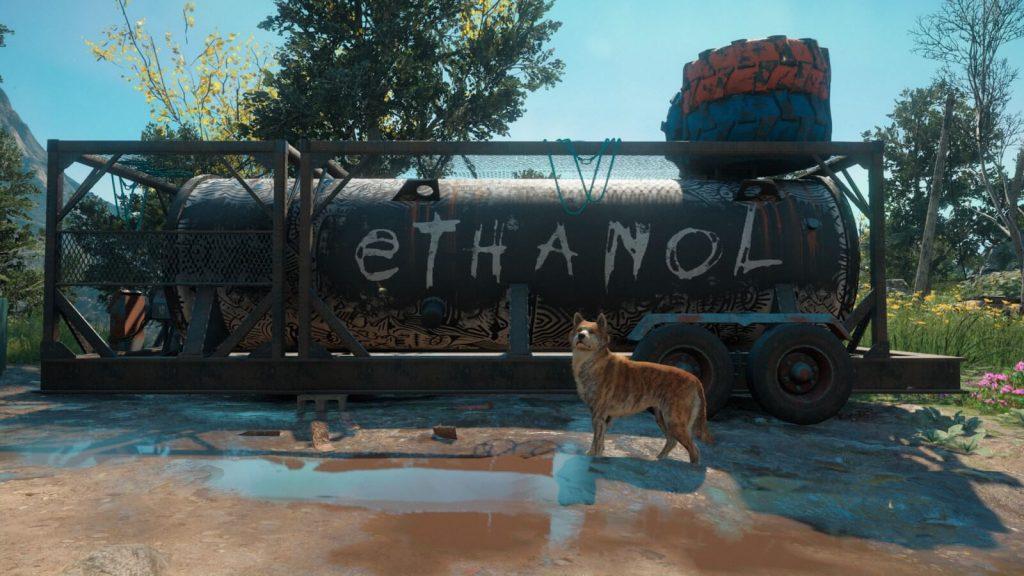 """Этанол в Far Cry New Dawn - как улучшить базу """"Процветание"""""""