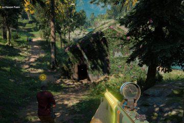 Far Cry New Dawn - Миссия специалиста (Грейс): Кайфолом