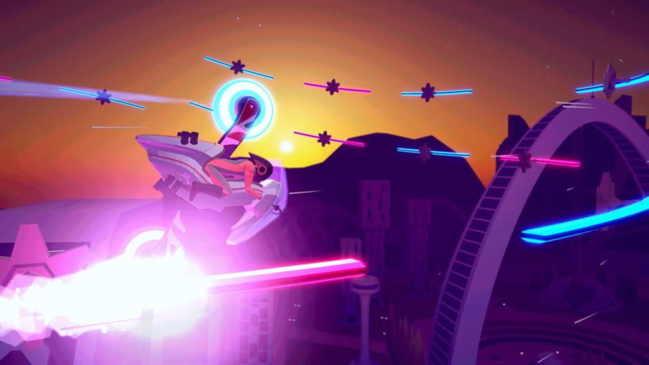 Future Grind - спаси будущее, прыгая!