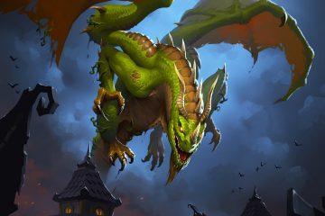 Год Дракона в Hearthstone - новое приключение