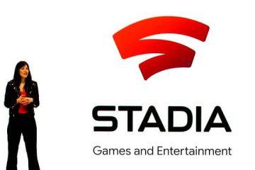 Google представил потоковый сервис Stadia