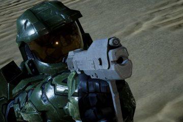 Теперь вы можете играть за Мастер Чифа из Halo в JUMP FORCE
