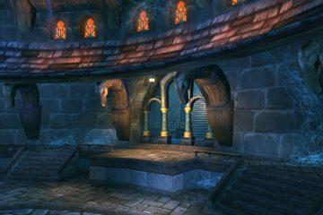 Каражан из World of Warcraft: The Burning Crusade