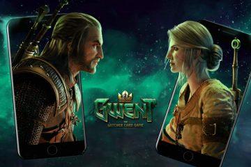 Карточная игра Gwent получит мобильную версию