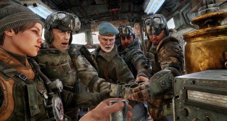 Metro Exodus получил режим New Game Plus