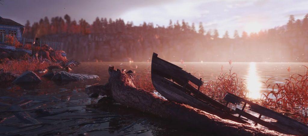 Прохождение Metro Exodus - Тайга: кража лодки, пираты и адмиралы