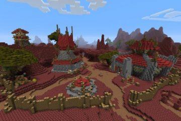 Знакомьтесь, Crafting Azeroth - мод, переносящий мир WoW в Minecraft