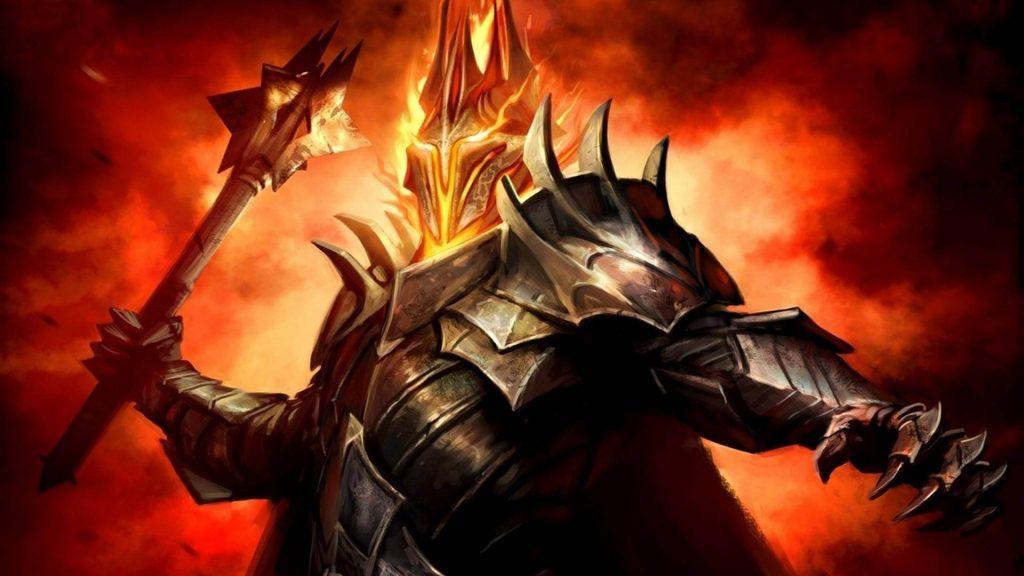 Саурон - Lord of the Rings