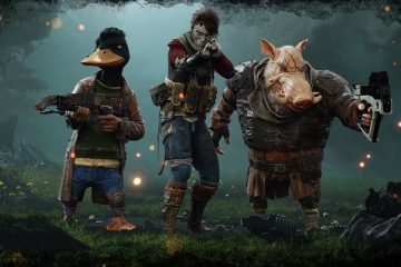 Mutant Year Zero: Road to Eden появится на Nintendo Switch