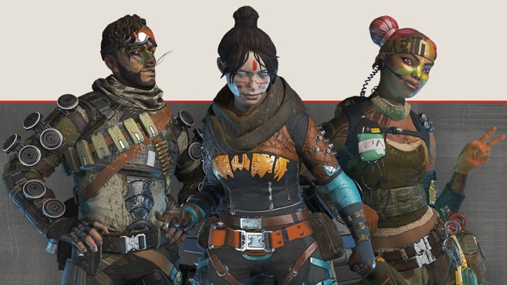 Начался первый сезон в Apex Legends