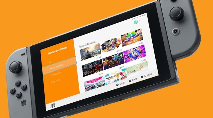 Nintendo выпустит две новые модели Switch