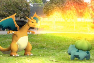 Новое событие в Pokemon Go