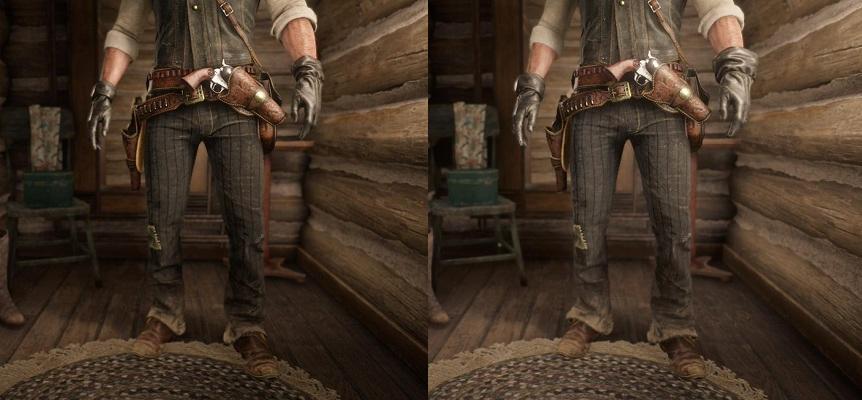 Новый патч Red Dead Redemption 2 снизил качество графики