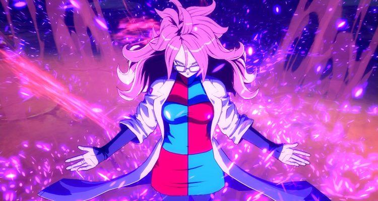 Новый персонаж в Dragon Ball FighterZ