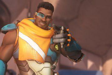 Новый персонаж в Overwatch