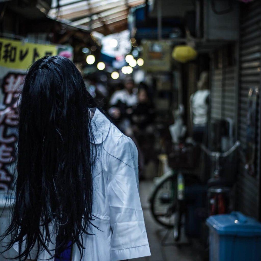 Косплееры снова наводнили Осаку