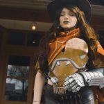 Косплей из Overwatch вместе с музыкальным видео