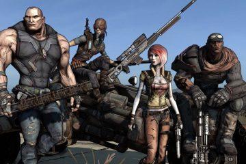 Первая часть Borderlands появится на приставках PS 4 и Xbox