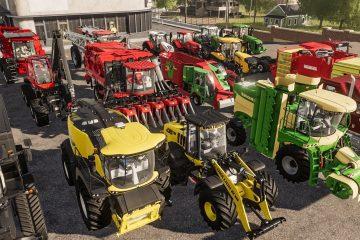 Первое дополнение к Farming Simulator 19