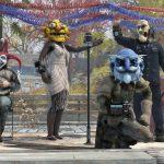 Первое сезонное событие Fallout 76 добавит жуткие маски