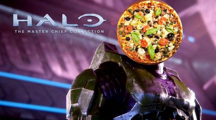 Поклонники Halo завалили студию 343 Industries пиццей