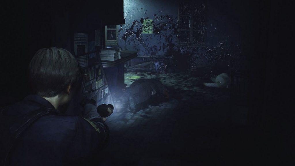 Прохождение Resident Evil 2 Remake за Леона