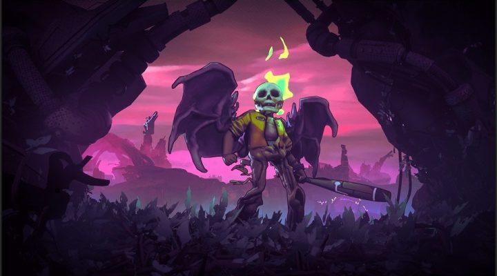 RAD - новая игра от создателей Psychonauts