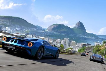Разработка игры Forza Motorsport 8 заморожена
