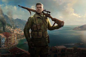 Rebellion анонсирует две игры из серии Sniper Elite