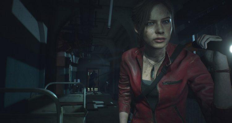 Resident Evil 2 Remake: Прохождение за Клэр: сценарий B