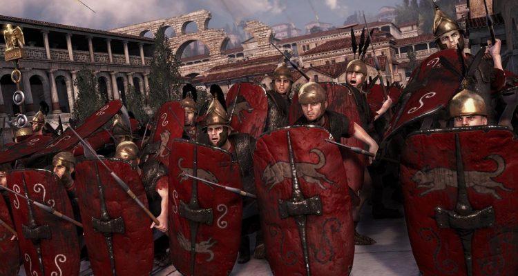 ROME: Total War ударит по мобильным телефонам