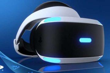 Sony запатентовала беспроводную PSVR