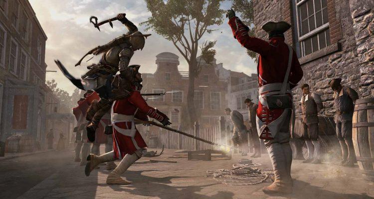 Состоялась премьера Assassin's Creed 3 Remastered