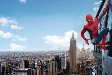 Spider-Man. Самые интересные локации из вселенной паука