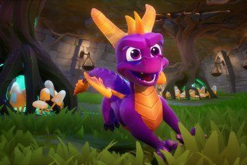 Spyro Reignited Trilogy получила обновление