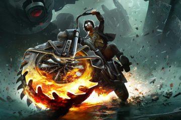 Steel Rats - большое обновление и бесплатный DLC