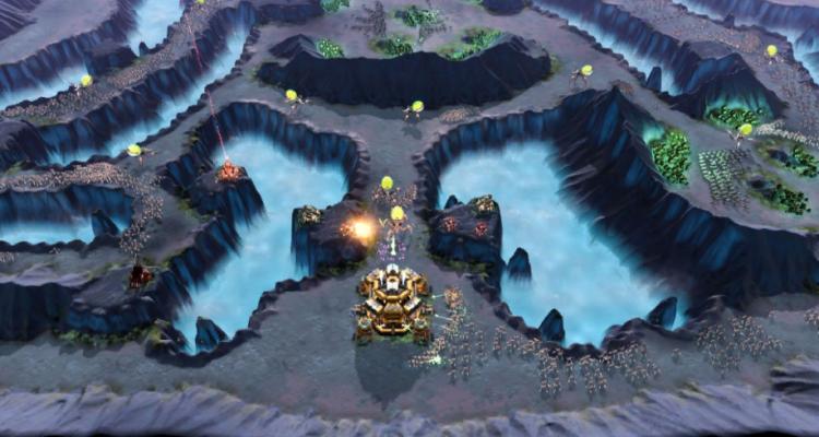 Студия Stardock анонсировала игру Siege of Centauri