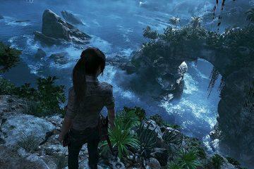 Tomb Raider с трассировкой лучей и поддержкой DLSS