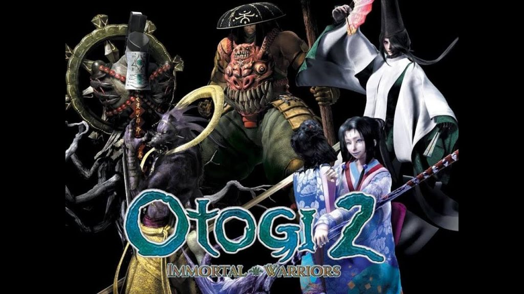 Серия Otogi