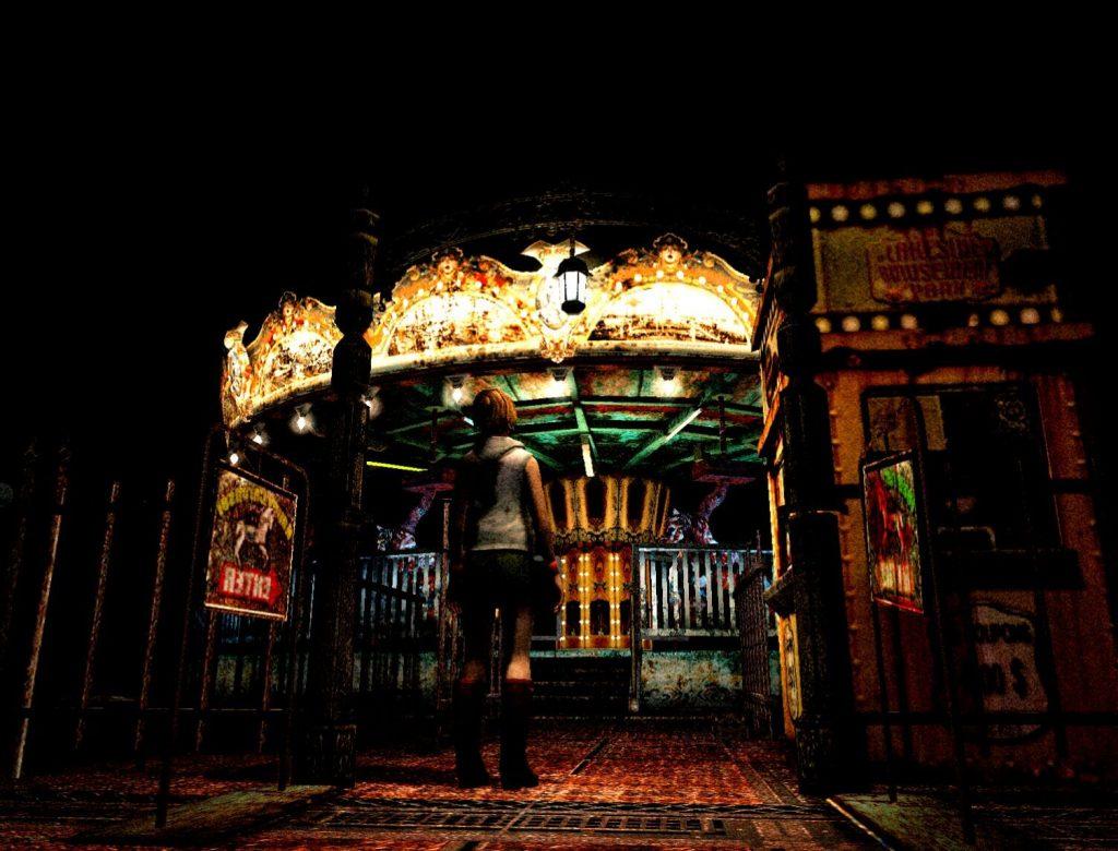 Silent Hill 3 - Развлекательный парк