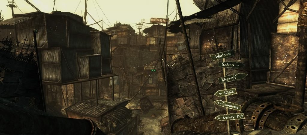 Fallout 3 - Мегатонн