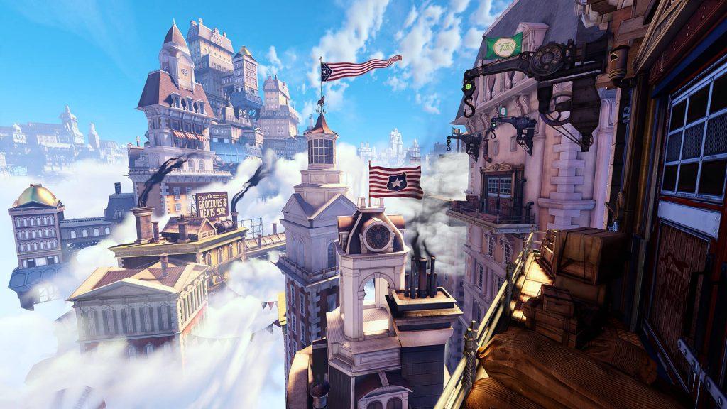 BioShock & BioShock Infinite - Восторг и Колумбия