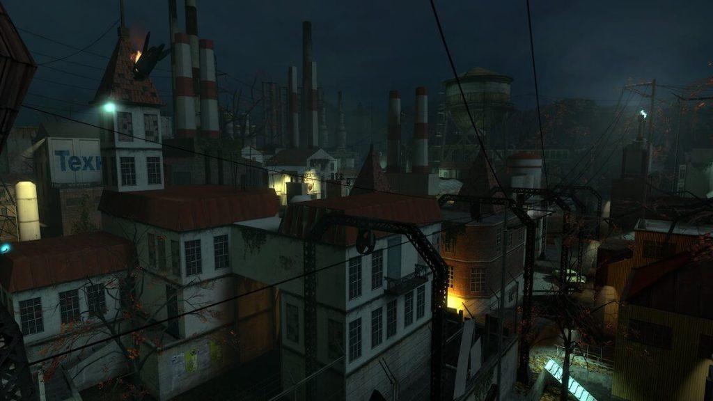 Half-Life 2 - Город Рейвенхолм