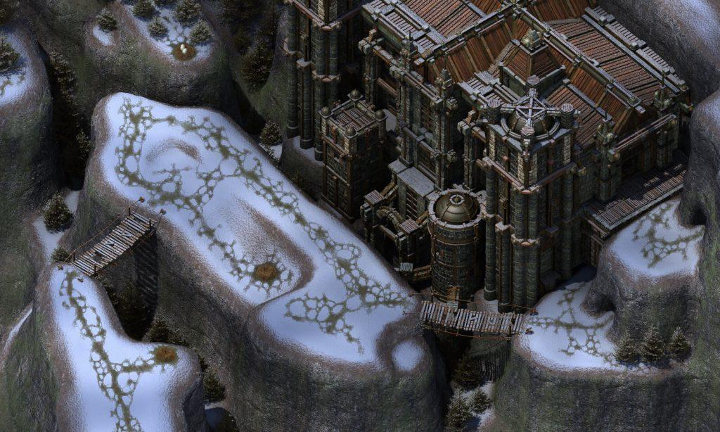 Icewind Dale II - Таргос